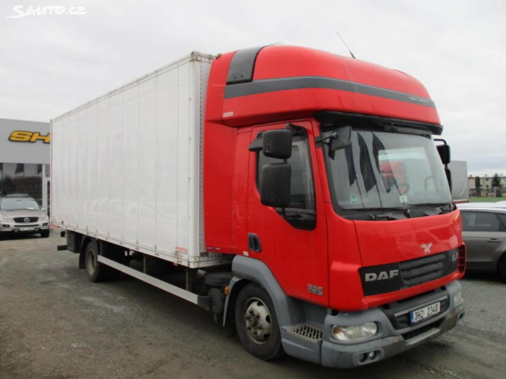 Truck and cars (export to Nigeria)